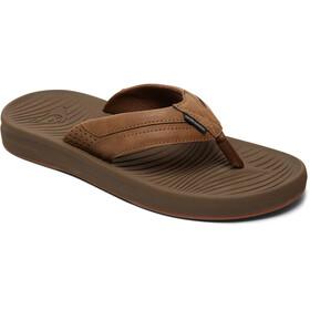 Quiksilver Travel Oasis Sandały Mężczyźni brązowy